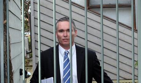 Boo-Hoo - Corrupt Federal MP Craig Thompson turns on the Crocodile tears