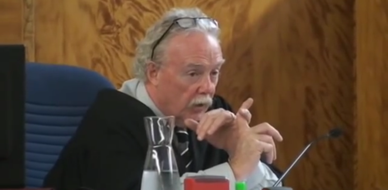 New Zealand District Court Judge Kevin Phillips, serious questions need to be asked, why did Phillips fail to recuse? There was a clear and present bias